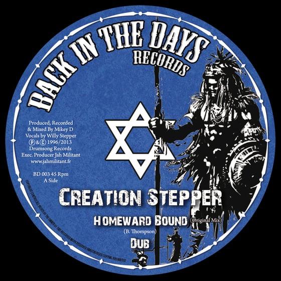Image of Creation Stepper - Homeward Bound