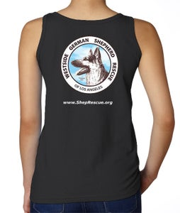 Image of Ladies' Heavyweight Tank Top