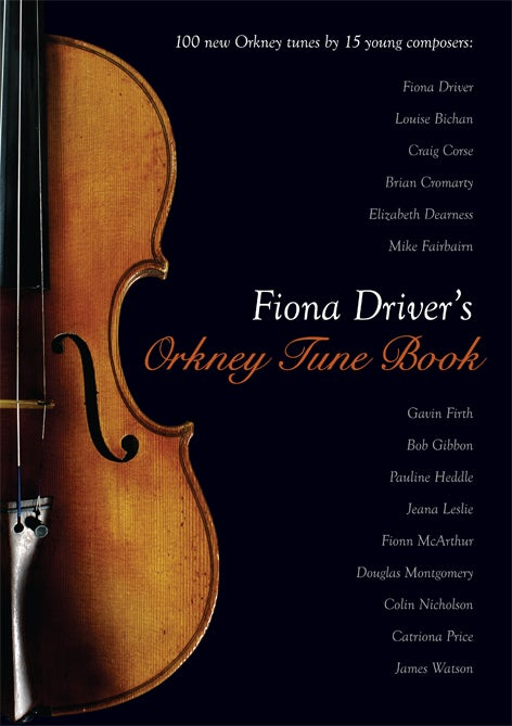 Image of Fiona Driver's Orkney Tune Book - SOLD OUT!