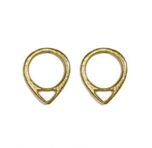 Image of Compass Earrings