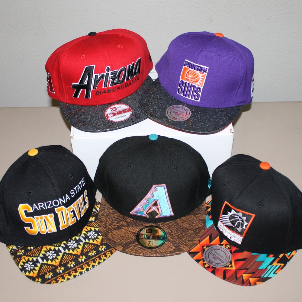 Image of Custom 5 Brim