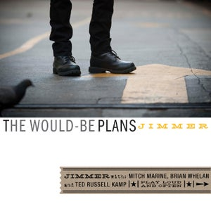Image of Jimmer - The Would-Be Plans - CD - 2013