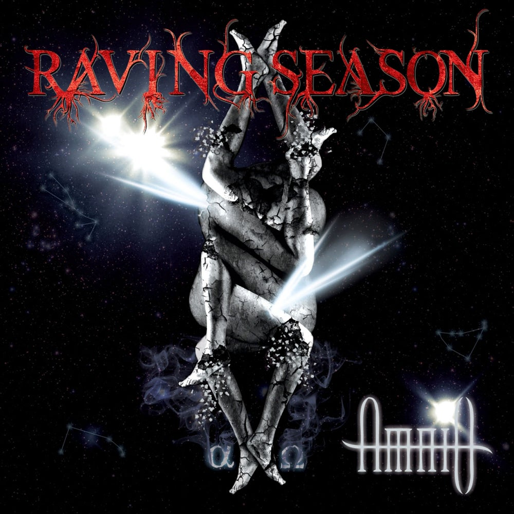 "Image of RAVING SEASON ""Amnio"" CD"