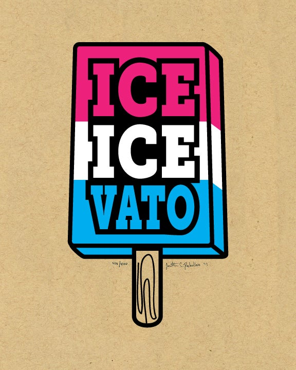 Image of Paleta ICE ICE VATO