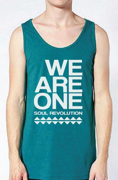 Image of We Are One Tank