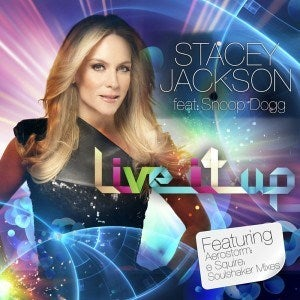 Image of Stacey Jackson - Live It Up ft. Snoop Dog Mixes