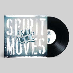 Image of Spirit Moves LP