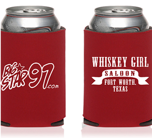 Image of BIG STAR MUSIC AWARDS Can Koozie