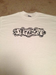 "Image of INTENT ""Graffiti"" Shirt"