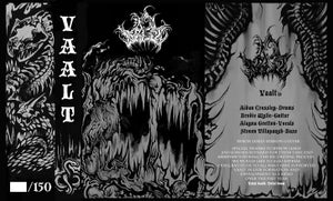 Image of Vaalt Demo Tape.