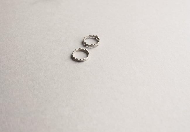 Image of Waved Rings