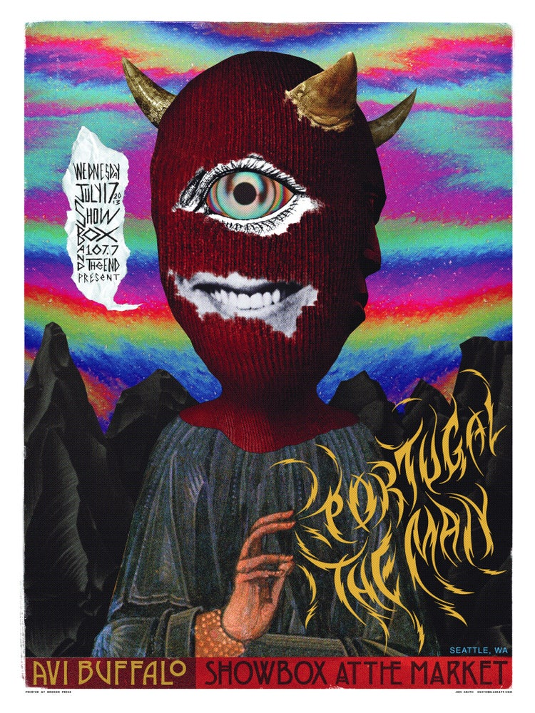 Image of Portugal. The Man