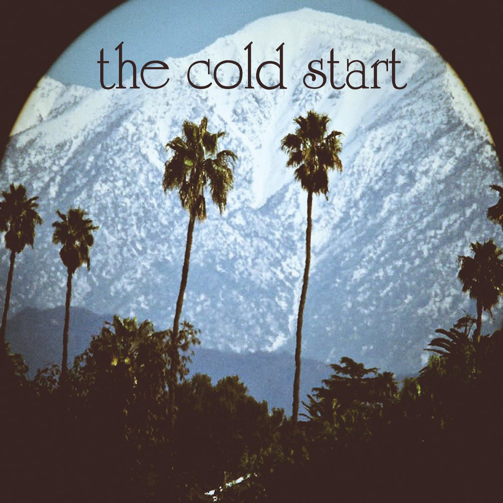 Image of The Cold Start - Self Titled EP - Digipack CD