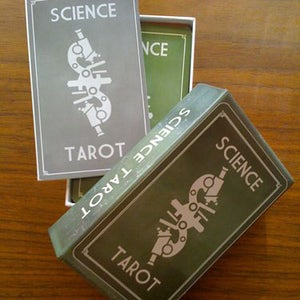 Image of Science Tarot Deck