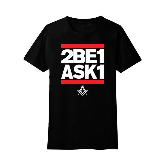 Image of 2BE1 ASK1 T-shirt