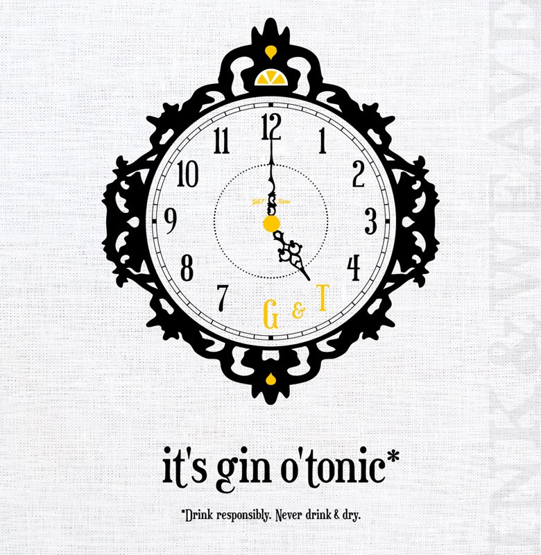 Image of it's gin o'tonic