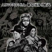 Image of Autonomia/Declínio Social split 7''EP