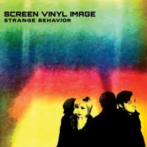 Image of Screen Vinyl Image - Strange Behavior, 12inch/CD Combo