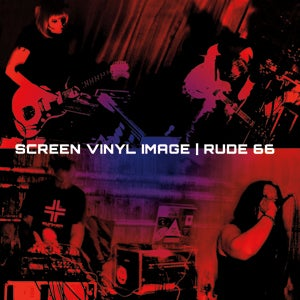 Image of Screen Vinyl Image/Rude 66 - Split 7 Inch