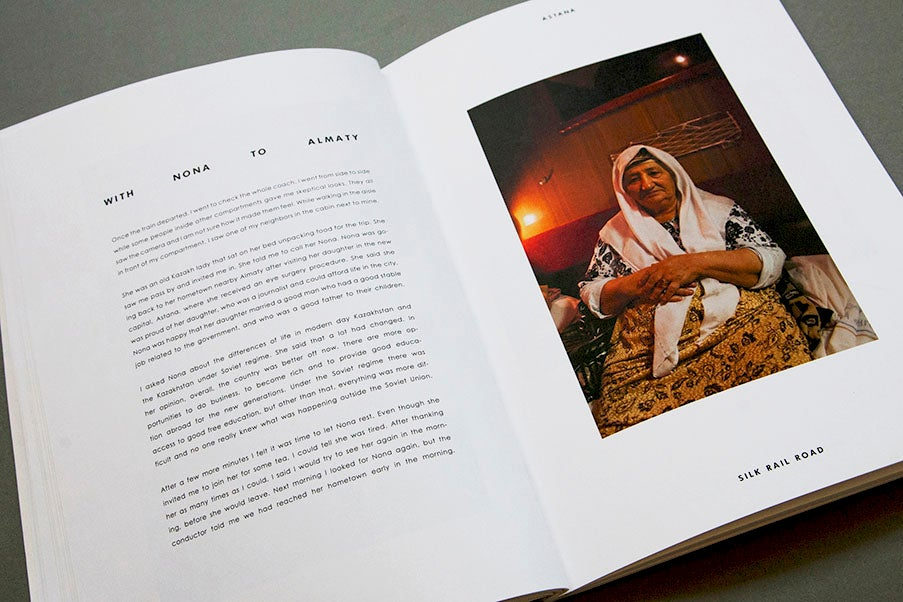 Image of Silk Rail Road photography Book: view 3