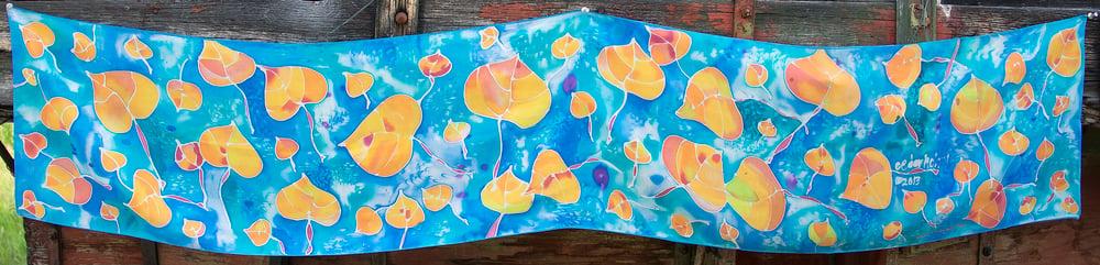 Image of Aspen Leaves Print