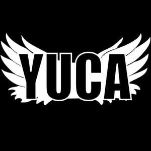 Image of YUCA - Wings Car Sticker