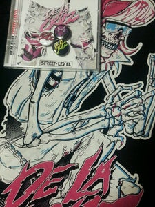 Image of Cheeky Bundle! CD+Tee+Pins