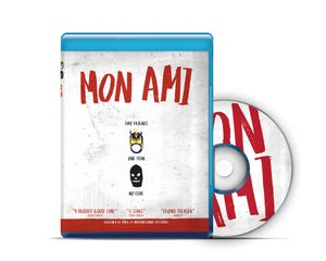 Image of Mon Ami BLU-RAY