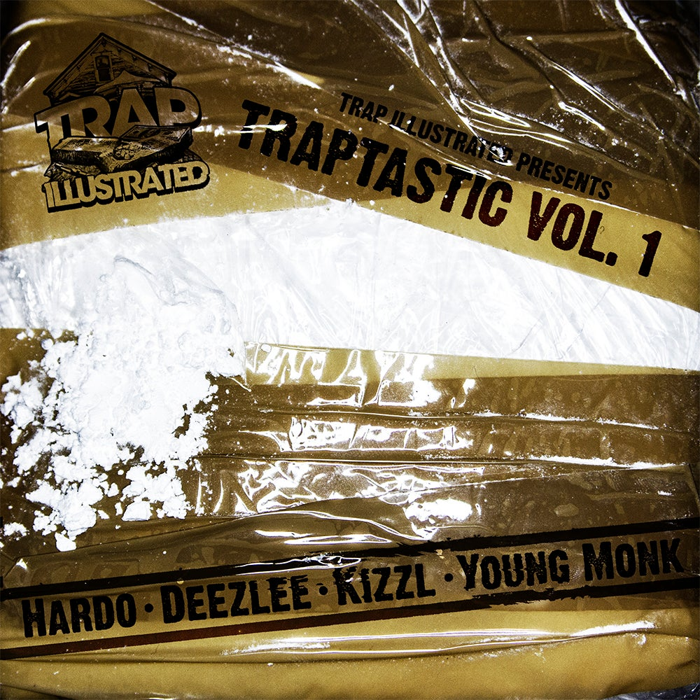 Image of Trap Illustrated presents Traptastic Vol.1 Mixtape (Hard Copies)