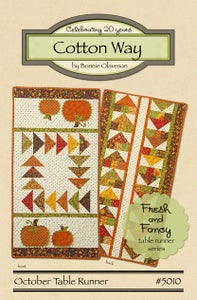 Image of October - Fresh and Fancy Paper Pattern #5010