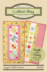 Image of August - Fresh and Fancy Paper Pattern #5008