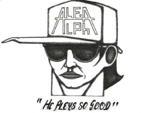 Image of Alf Alpha - He Pley So Good - Beat Tape - Double CD