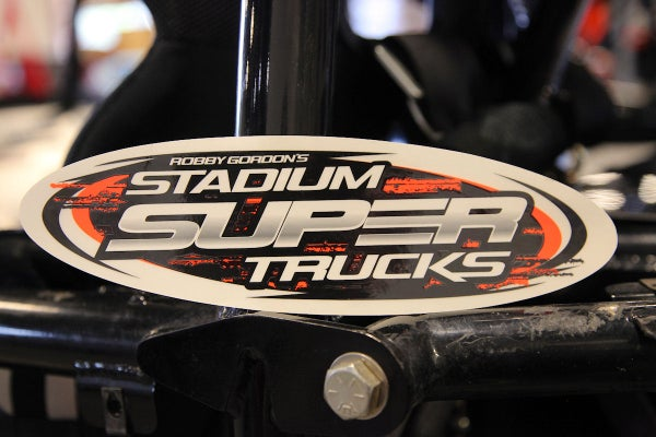 Image of LARGE Elliptical Sticker