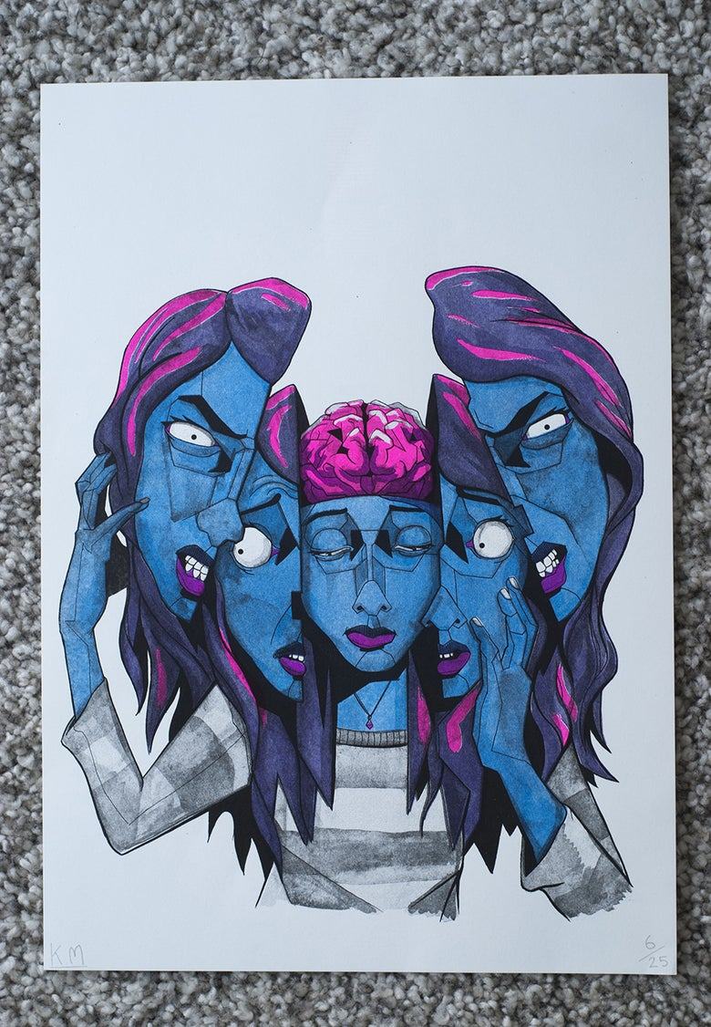 Image of MindFull Print