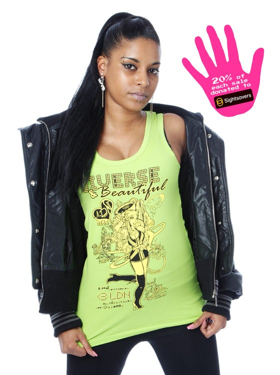 Image of Diverse & Beautiful - Limited Edition Girls Vest