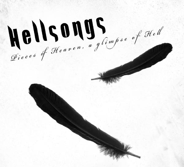 Image of Hellsongs - Pieces Of Heaven, A Glimpse Of Hell (EP CD)
