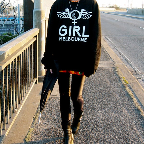 Image of GIRL MELBOURNE