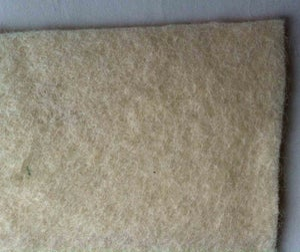 Image of  wool felt backing (1.5mm thick) 50cm x 50cm