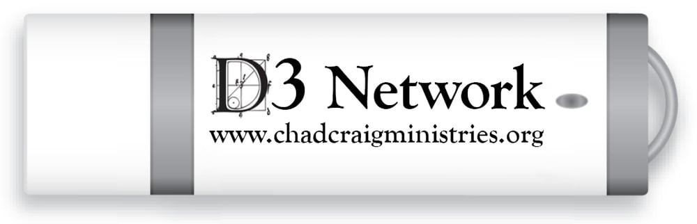 Image of Divine Design for Discipleship Curriculum - USB