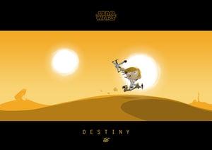Image of Little Luke's Destiny