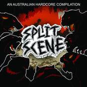 Image of Split Scene - An Australian Hardcore Compilation