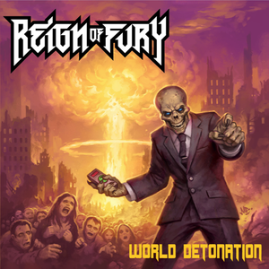 Image of WORLD DETONATION CD