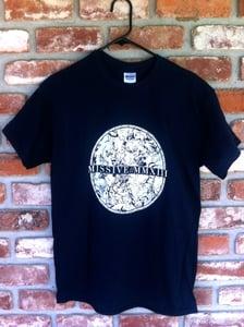 Image of Missive Blue Circle Shirt