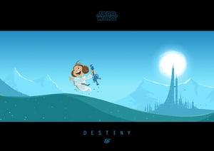 Image of Little Leia's Destiny