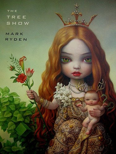 "Image of ""Tree Show"" Book by Mark Ryden (Hardcover)"