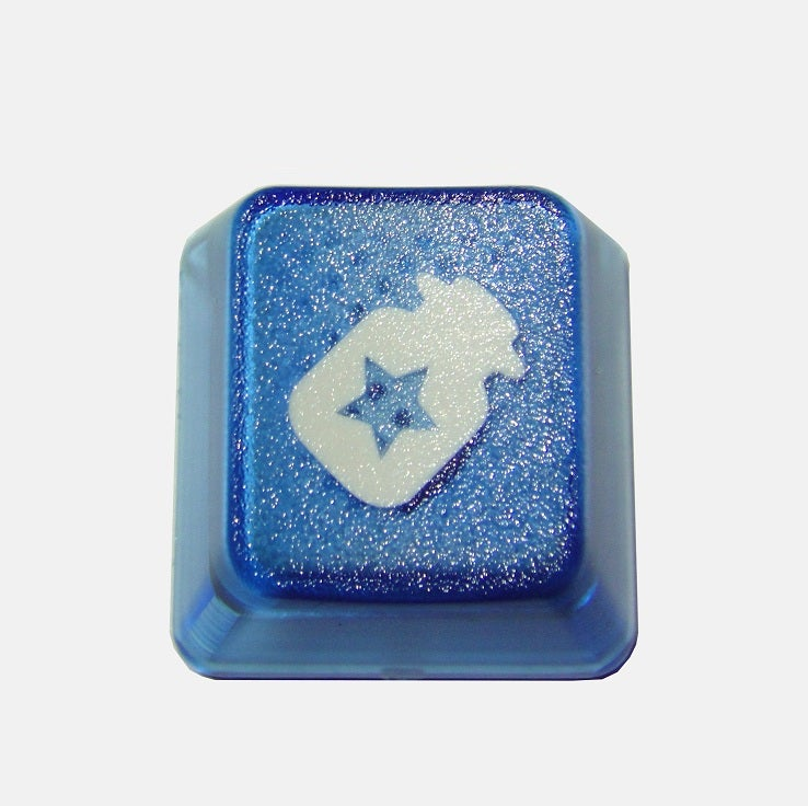 Image of Translucent Mana Bottle Keycap