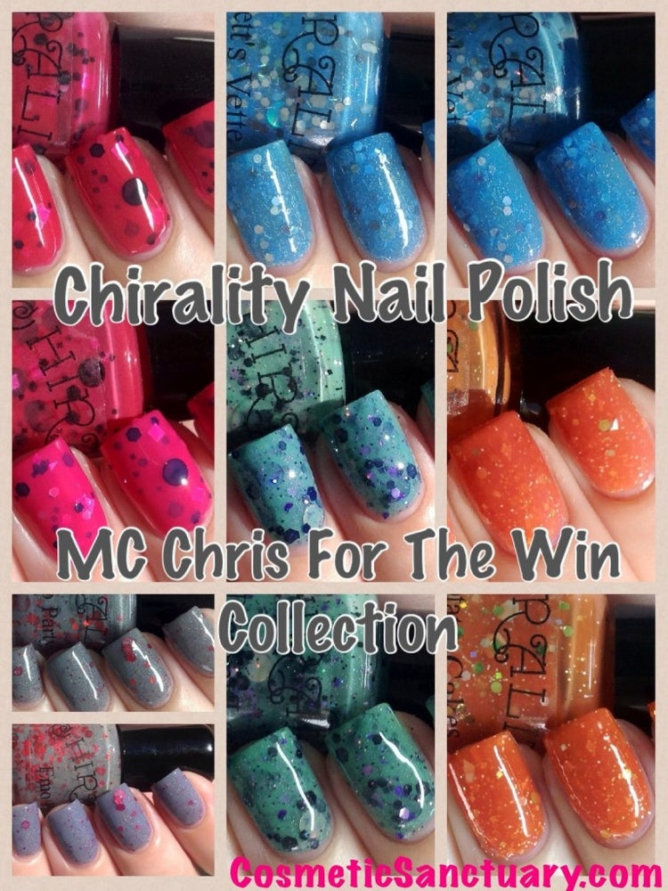 Image of mc chris For The Win Collection (Mini)