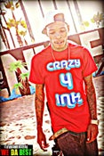 """Image of  Limited EDition """" RED CRAZZY 4 INK SHIRT """""""