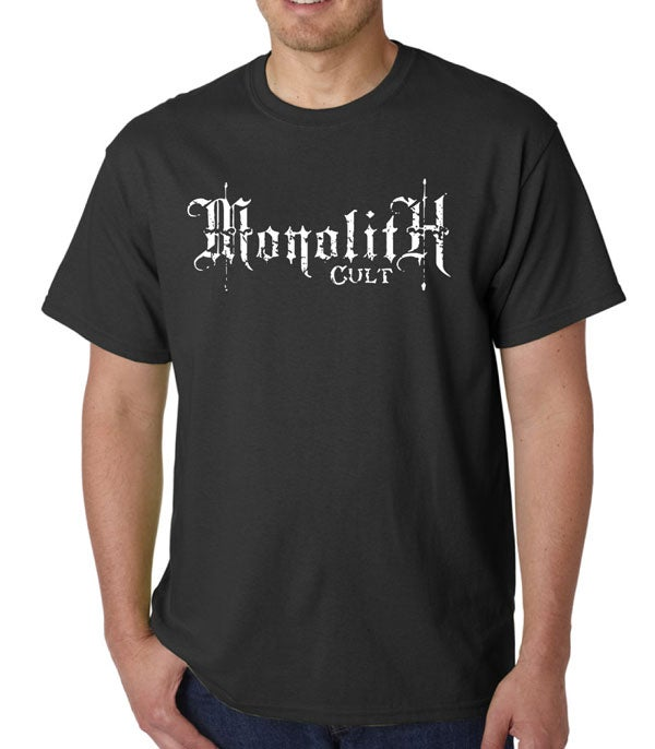 Image of Monolith Cult  t-shirt