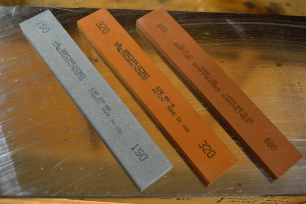 Image of Sharpening Stones
